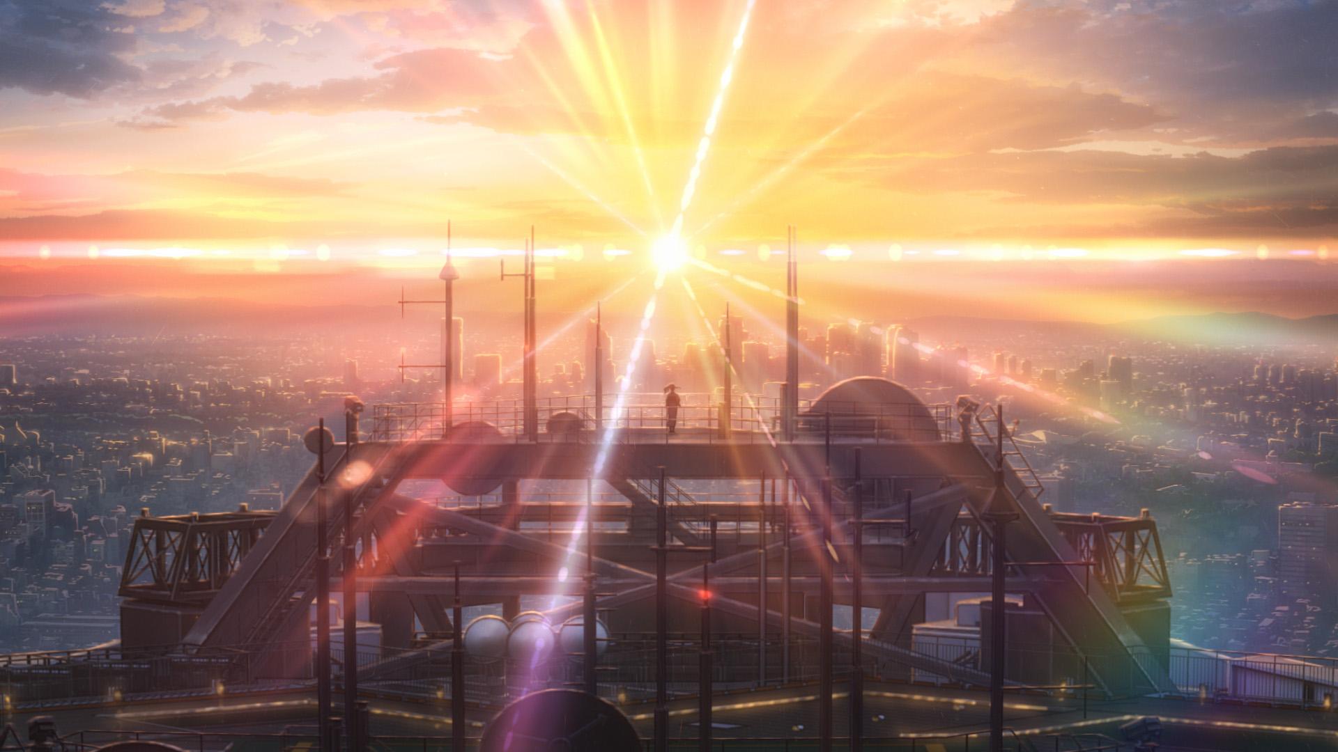 東京の街の美しさを映画に込めた グラスプ Grasp Produced By 国土